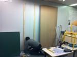 Préparation du support pour le TBI 08