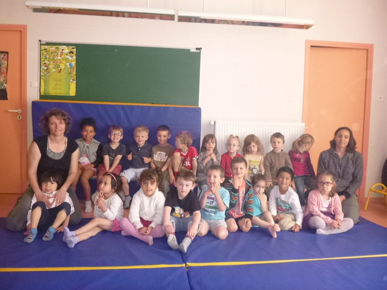 20160607 - Photo de classe PS MS 01