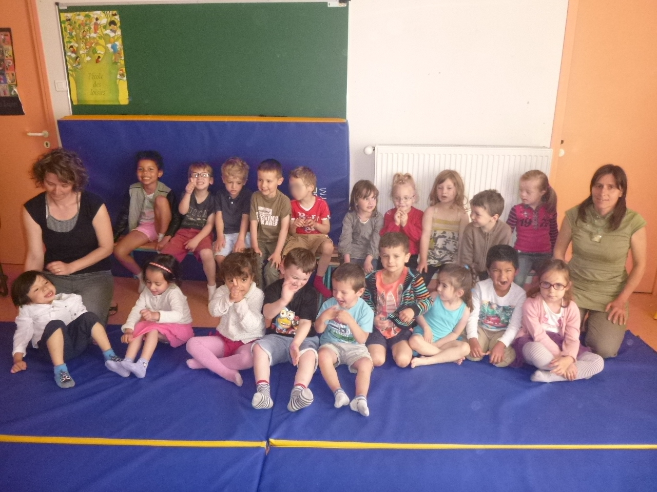 20160607 - Photo de classe PS MS 02